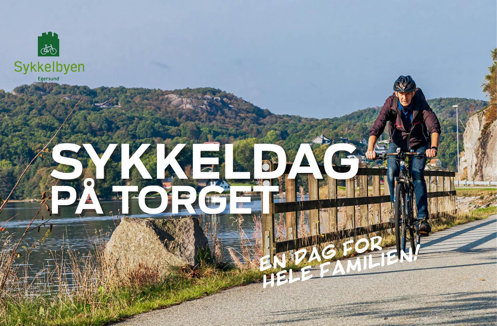 sykkeldag egersund